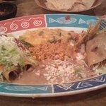 Fried Taco Platter