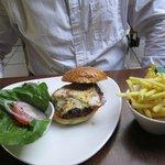 The Gourmet Burger