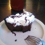 Dark Chocolate Cream Pie