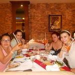 Restaurante El quijote, delicioso!