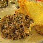 Mushroom risotto :)