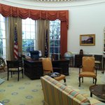 President Ford's Oval Office