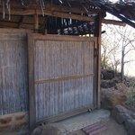 Front Door of Chalet 7