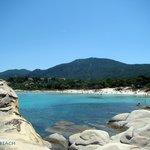 Пляж Кариди, 15 минут ходьбы