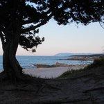 la spiaggia di cala Liberotto