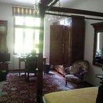 Unser schönes großes Zimmer...