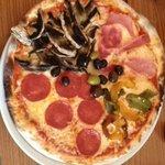 Fab pizza!!