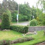 Rossmor front garden