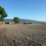 Ideal Beach at Bear Lake