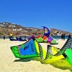 Kite Mykonos Photo