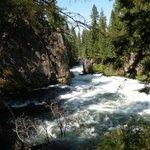 Benham Falls Trail