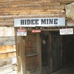 Hidee Mine in Central City