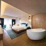 Village Hotel Katong Club Room