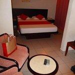 ホテル客室(近代的に改装)