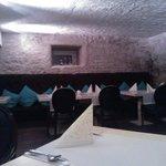 hotel restaurant at basement floor