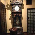 Nostalgic clock