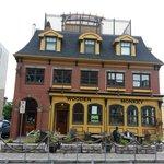 The restaurant in Halifax