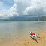 Plage de l'îlot Bailly - H2o Odyssée