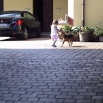 Cortiletto con Baby :)
