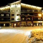 Hotellet vintertid