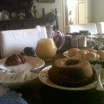 colazione all'interno