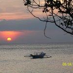 Sunset Tamaraw beach7