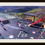 Playground, tennis x2, padel tennis x 2