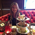 Afternoon Tea at Thistle Piccadilly