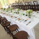 Wedding function room