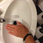 Tiniest sink