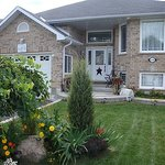 Located in a quiet west end neighbourhood.