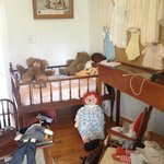 Child's room in the Sears Roebuck Kit Home