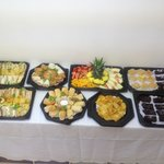 Some of buffet
