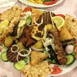 Meze for 2!