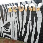 Zebras property signage
