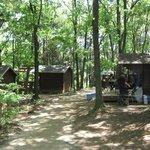 cabin-village