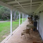 Verandahs are as Australian as it gets