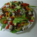 Junipers Greek Salad