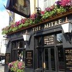 Mitre Hotel Greenwich - June 2013