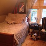Our room - I think it's the 'hippie room'