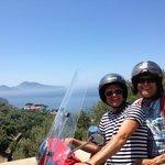 vesparound scooter tour