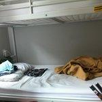 6 bedroom mixed dorm