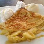 The  Crepe  fruit  Special -  gorgeous  !!