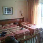Chambre double vue campage