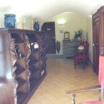 Corridor, Villa Cimbrone