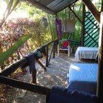 Open-air Cabin