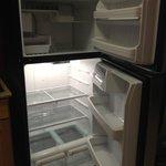 ice maker in fridge :)