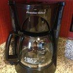 Full size coffee pot :)