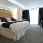 Bedroom in Elizabeth Suite