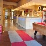 Circus hostel&hotel  Living
